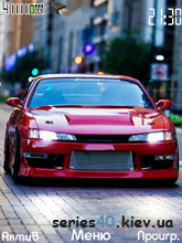 Nissan Silvia by SyxaPb | 240*320