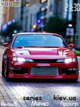 Nissan Silvia by SyxaPb | 240*320