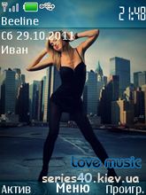 Love music by SyxaPb | 240*320