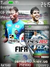 FIFA vs PES by gdbd | 240*320