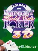 Midnight Holdem Poker 3D | 240*320
