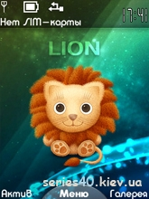 Lion by t1coon | 240*320