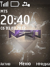 Nero by Leo & SyxaPb | 240*320