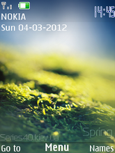 Spring Mood by MiX | 240*320