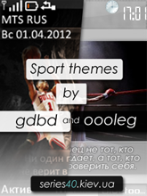Sport Themes by gdbd & oooleg | 240*320