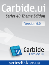 Carbide.ui Series 40 Theme Edition v.6.0