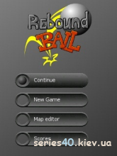 Rebound Ball 2 / Cristiano Ronaldo Football 2012 / Trouble bubble / Money matcher (Анонс) | 240*320