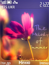 The Melody of Summer [5th,6th] bY RoMa | 240*320