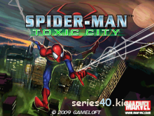 Spider-Man: Toxic City | 320*240