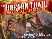 The Oregon Trail: Gold Rush | 320*240