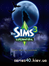 The Sims 3: Supernatural | 240*320