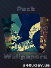 Pack Wallpaers by LoL07 & Walk #2 | 240*320