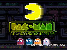 Pac-Man: Championship Edition | 320*240
