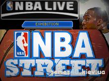 NBA Live 2010 / NBA Street | 320*240