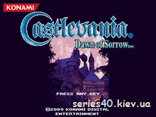 Castlevania: Dawn of Sorrow | 320*240