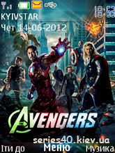 Avengers (+all heroes) Theme by DaY | 240*320