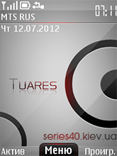 Tuares by gdbd | 240*320