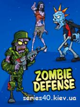 Zombie Defense (Анонс) | 240*320