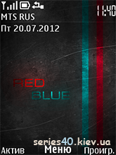 Red & Blue by gdbd | 240*320