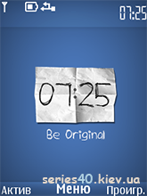 Be Original by gdbd | 240*320