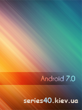 Android 7.0 by fliper2 | 240*320