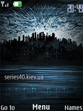 Deep Blue by fliper2 | 240*320