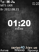 Black Theme by KoB6aCa | 240*320