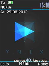 Y.N.I.X by fliper2 | 240*320
