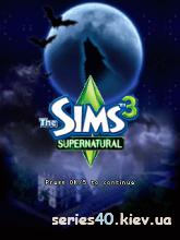 The Sims 3: Supernatural (Рабочая версия) | 240*320