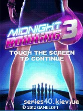 Midnight Bowling 3   240*320