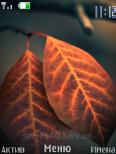Autumn Leaves by Dr. ZiP | 240*320