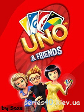 Uno and Friends (Русская версия) | 240*320