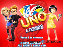Uno and Friends | 320*240