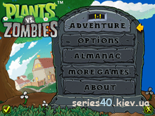 Plants vs Zombies | 320*240