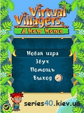 Virtual Villagers: A New Home (Русская версия) | 240*320