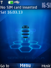 Honeycomb by intel | 240*320