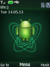 Android by intel | 240*320