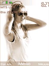 music girl by kolia