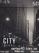 The city night | 240*320