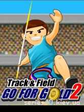Track and field: Go for gold 2 | 240*320