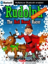 Rudolph: The Red Nosed Racer | 240*320