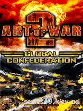 Art of War 2: Global Confederation v.1.12.0 | 240*320