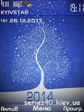 New Year [2014] by Vadim   240*320