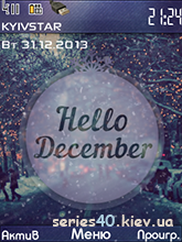 Hello December | 240*320
