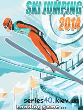Ski Jumping 2014 3D   240*320