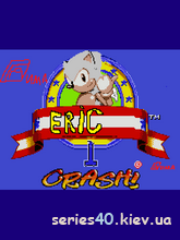 Eric in Sonic the Hedgehog 2 Crash | 240*320
