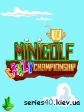 MiniGolf Crazy Championship   240*320