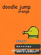 Doodle Jump: Orange mod | 240*320