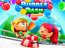 Bubble bash: Mania | 320*240