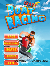Crazy Boat Racing | 240*320